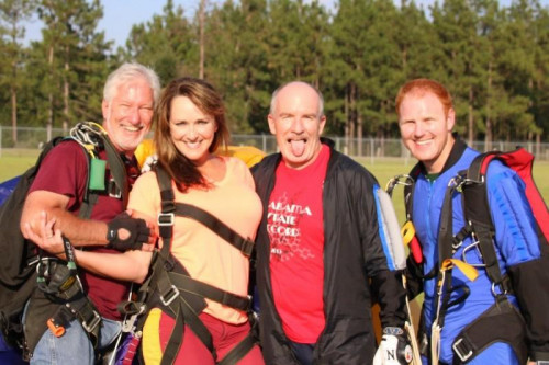What to Wear When You Go Skydiving - What to Wear When You Go Skydiving